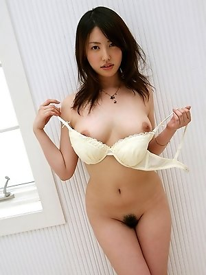 Takako Kitahara hot Asian babe is a model enjoying showing off her hot naked ass